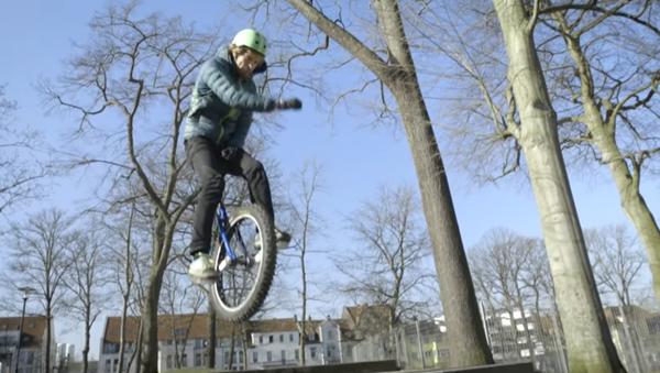 monocycliste - Sputnik France