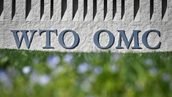 World Trade Organization (WTO) - Sputnik France