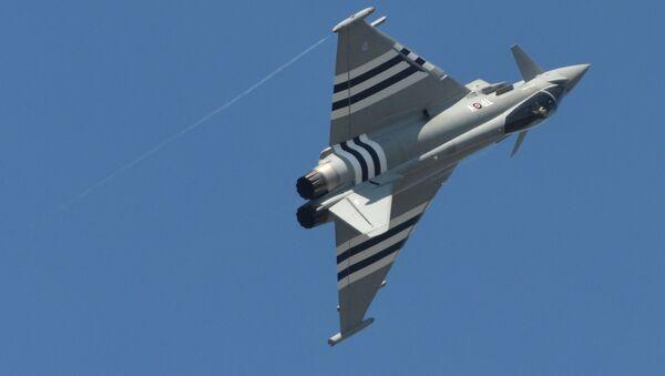 Un Eurofighter Typhoon - Sputnik France