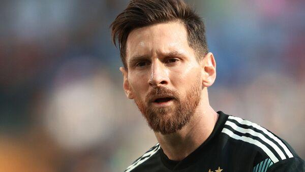 Lionel Messi (Argentina) - Sputnik France