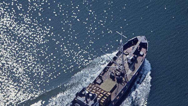 Un bateau de pêche - Sputnik France