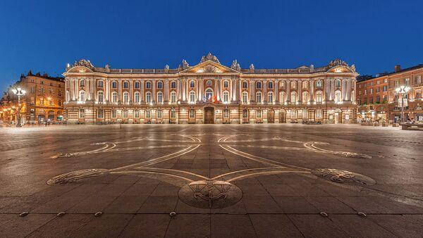 La place du Capitole à Toulouse - Sputnik France