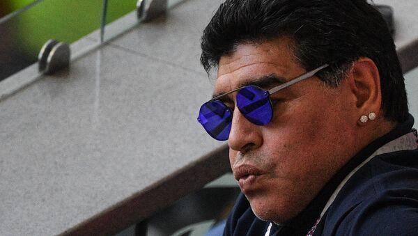 Diego Maradona - Sputnik France