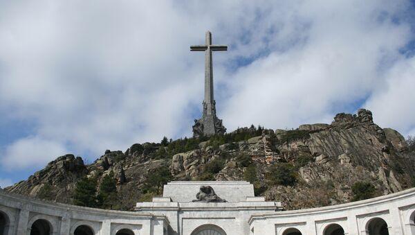Valle de los Caídos. Exhumation de Franco: «les organisateurs de l'oubli ont mis 40 ans à obtenir l'impunité» - Sputnik France