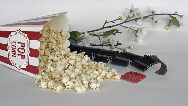 Popcorn en el cine - Sputnik France
