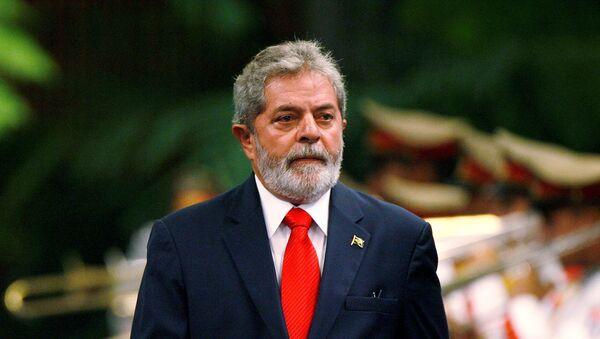 Luiz Inácio Lula da Silva, expresidente brasileño - Sputnik France