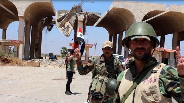 Province syrienne de Deraa: tout est prêt pour l'évacuation des radicaux vers Idlib - Sputnik France