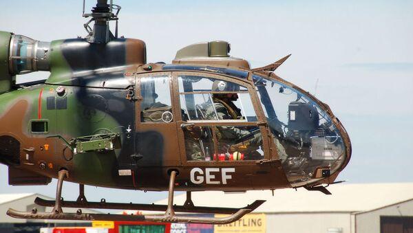 Une Gazelle SA 342L1 française au RIAT 2010 - Sputnik France
