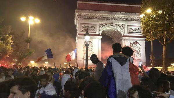 Les Bleus sont à un match du titre mondial - Sputnik France