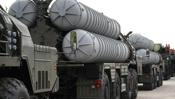 S-400-Raketenabwehrsystemen (Archiv) - Sputnik France