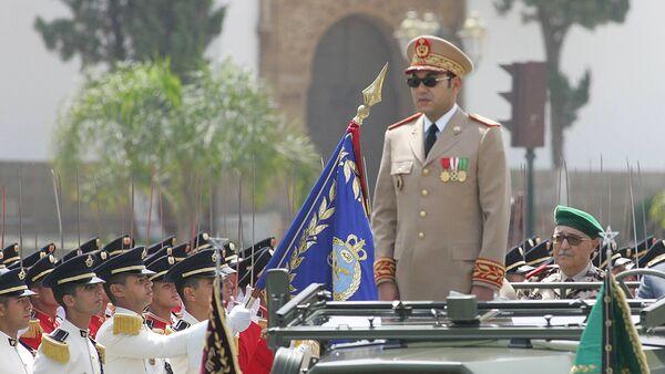 Mohammed VI - Sputnik France