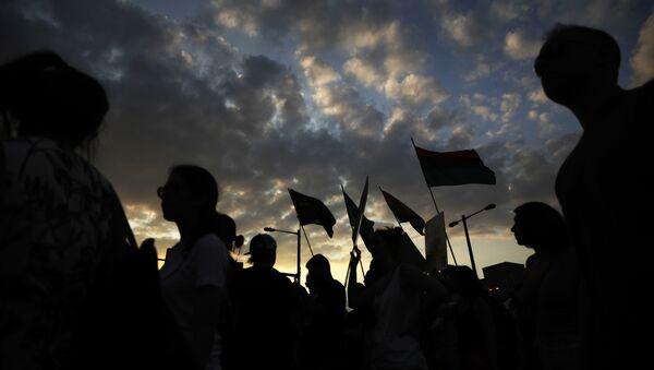 Demonstranten in Charlottesville (Archiv) - Sputnik France