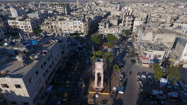 La ville d'Idlib - Sputnik France