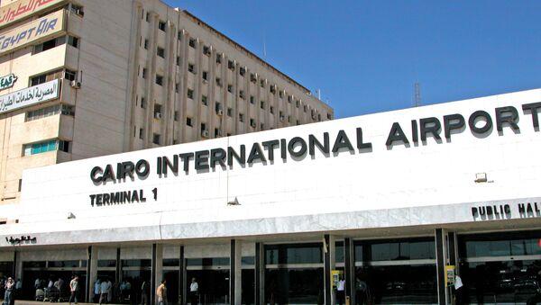 El aeropuerto del Cairo, Egipto (archivo) - Sputnik France