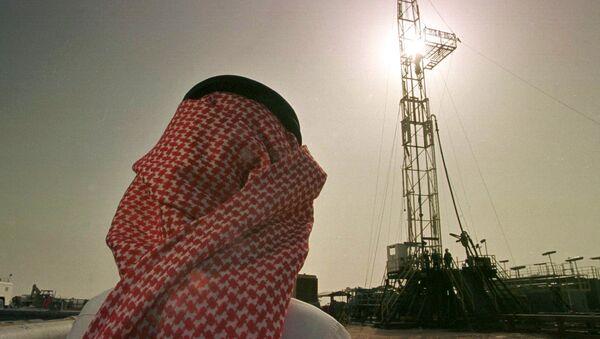 Ölgewinnung in Saudi-Arabien (Archiv) - Sputnik France
