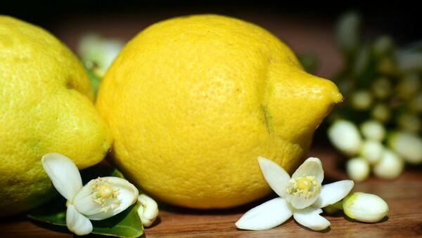 Un citron - Sputnik France
