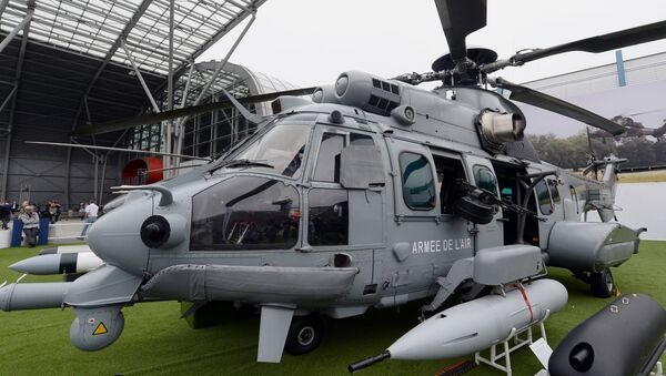 Airbus Helicopters H225M - Sputnik France