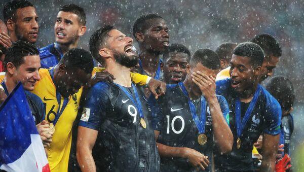 Mondial 2018: la France s'offre son second titre - Sputnik France