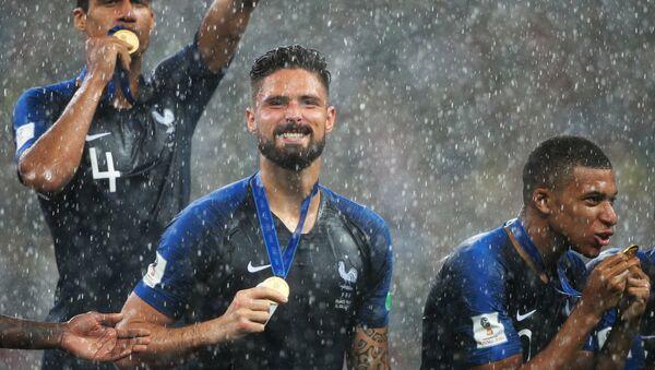 Les Bleus sont devenus champions du monde de football - Sputnik France