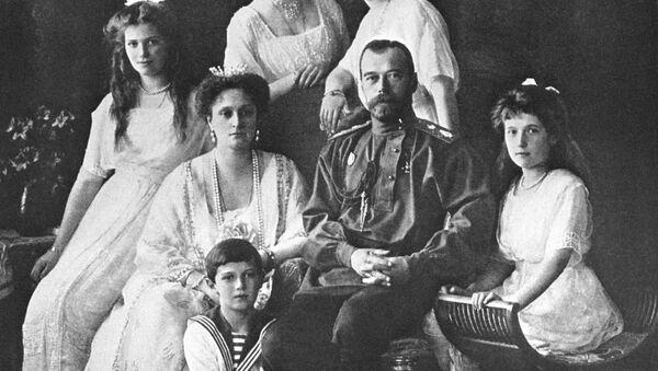 Un centenaire de l'assassinat de la famille impériale - Sputnik France