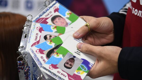 Des passeports de supporter permettant aux étrangers de voyager en Russie sans visa - Sputnik France