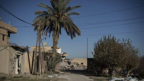 Деревни на северо-востоке Сирии, освобожденые от боевиков ИГ (ДАИШ) - Sputnik France