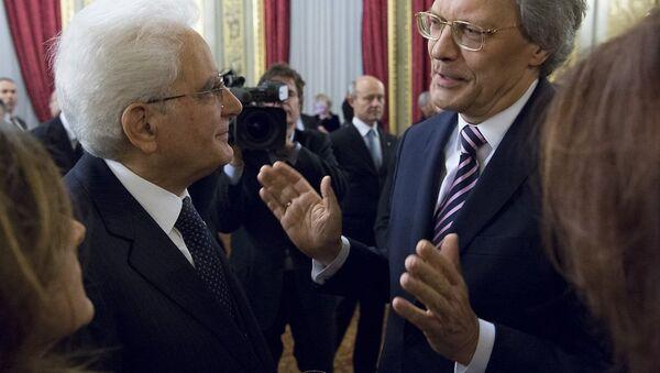 . Sergueï Razov, ambassadeur de Russie en Italie - Sputnik France