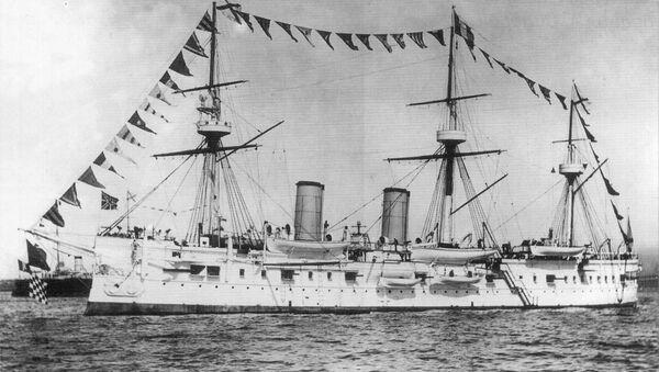 Крейсер I ранга Дмитрий Донской - Sputnik France