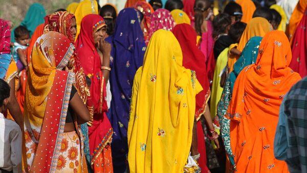 Des femmes indiennes - Sputnik France