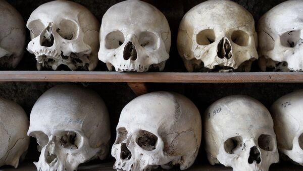 Des crânes - Sputnik France