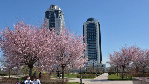 La ville de Grozny est devenu une ville moderne et spacieuse - Sputnik France