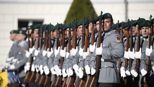 Des militaires de la Bundeswehr - Sputnik France