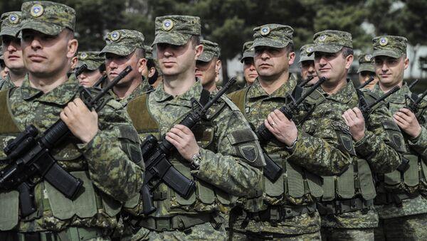 Forces de sécurité du Kosovo - Sputnik France