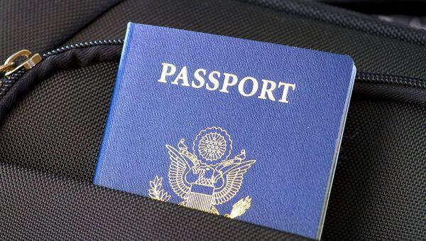 Passport - Sputnik France