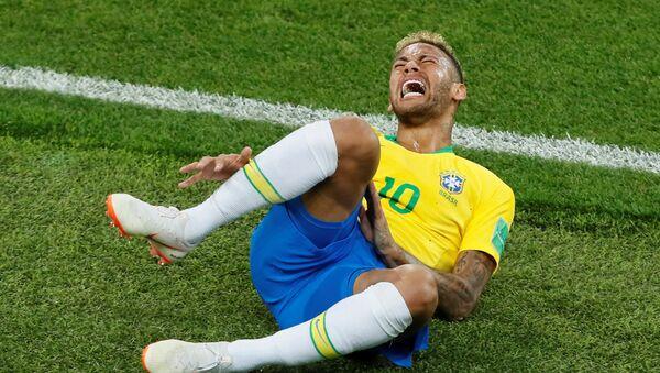 Neymar, futbolista brasileño - Sputnik France