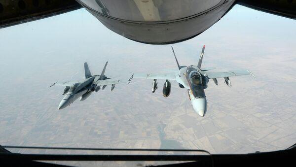 US fighter jets in Syria - Sputnik France