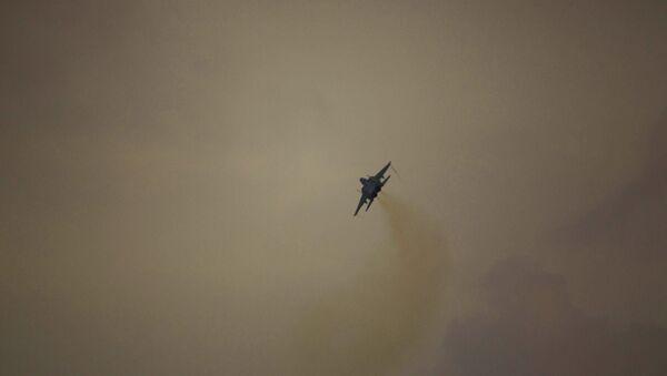 An Israeli air force jet fighter plane. (File) - Sputnik France