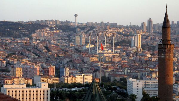 Ankara, Türkei (Symbolbild) - Sputnik France