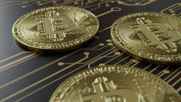 Bitcoin (image d'illustration) - Sputnik France