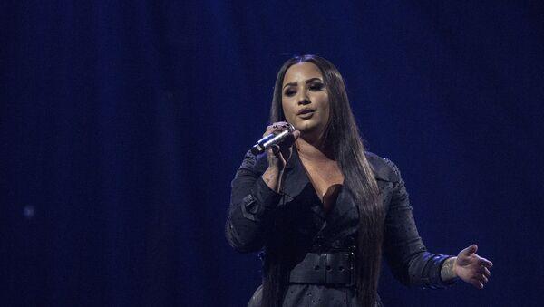 Demi Lovato - Sputnik France