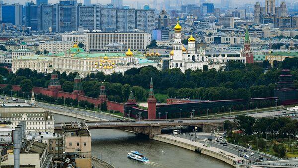 Moscou à vol d'oiseau - Sputnik France