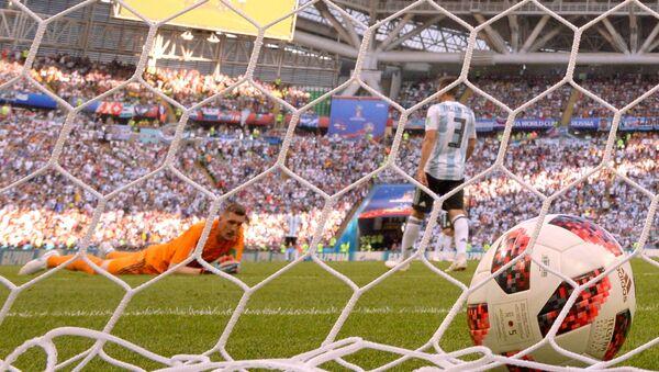 Un match du Mondial - Sputnik France