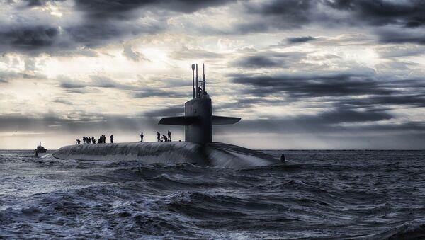 Подводная лодка - Sputnik France