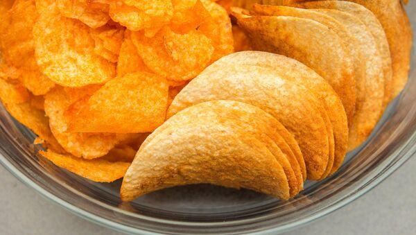 Les chips  - Sputnik France