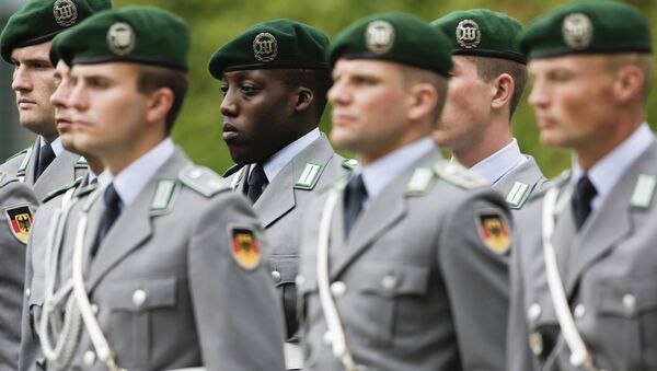 La Bundeswehr serait prête à recruter des étrangers - Sputnik France