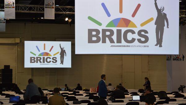 10th BRICS summit in Johannesburg, South Africa - Sputnik France