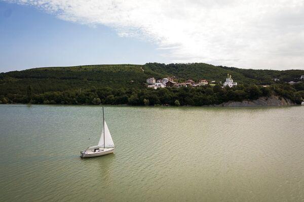 La beauté vertigineuse de la patrie du champagne russe - Sputnik France