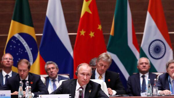 Quel profit pourraient tirer les BRICS de la «guerre commerciale» de Trump? - Sputnik France