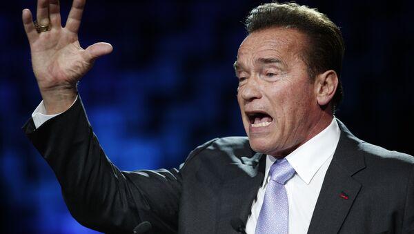 Arnold Schwarzenegger - Sputnik France