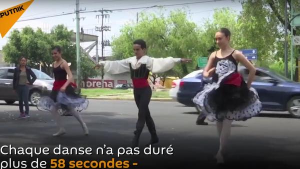 Un ballet sur la chaussée - Sputnik France